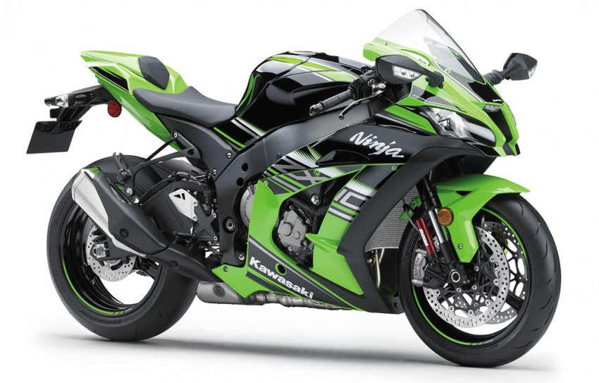 VIDEO: 2016 Kawasaki ZX-10R unveiling in Barcelona Image #432578