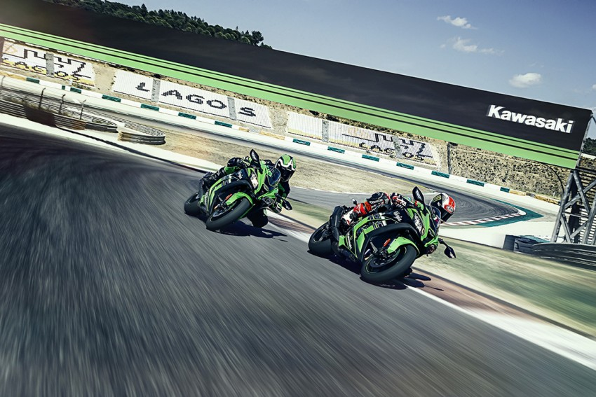 VIDEO: 2016 Kawasaki ZX-10R unveiling in Barcelona Image #432588