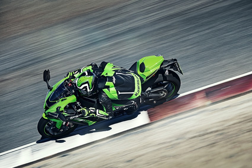 VIDEO: 2016 Kawasaki ZX-10R unveiling in Barcelona Image #432589
