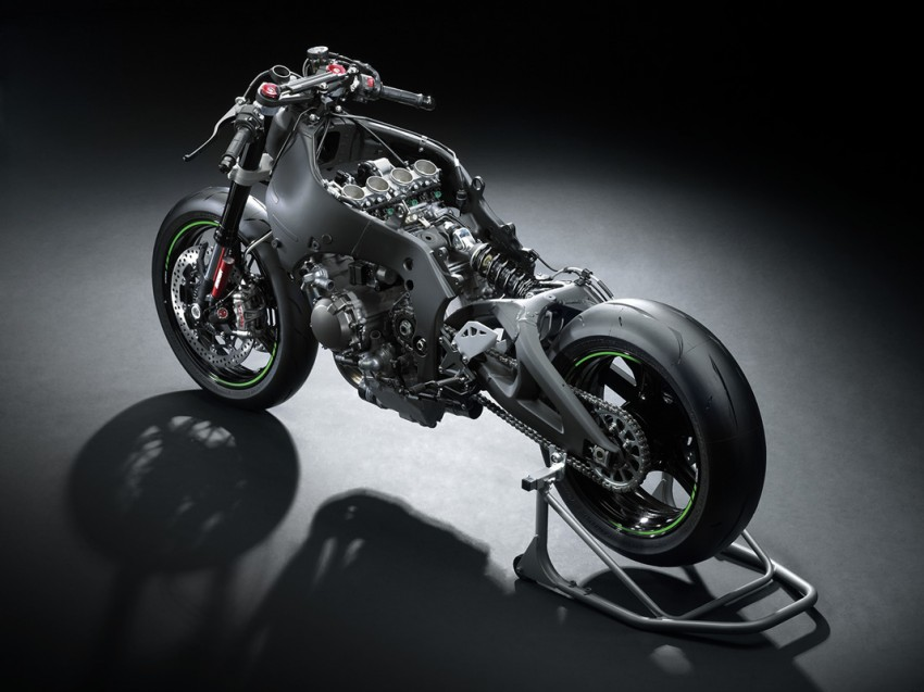 VIDEO: 2016 Kawasaki ZX-10R unveiling in Barcelona Image #432591