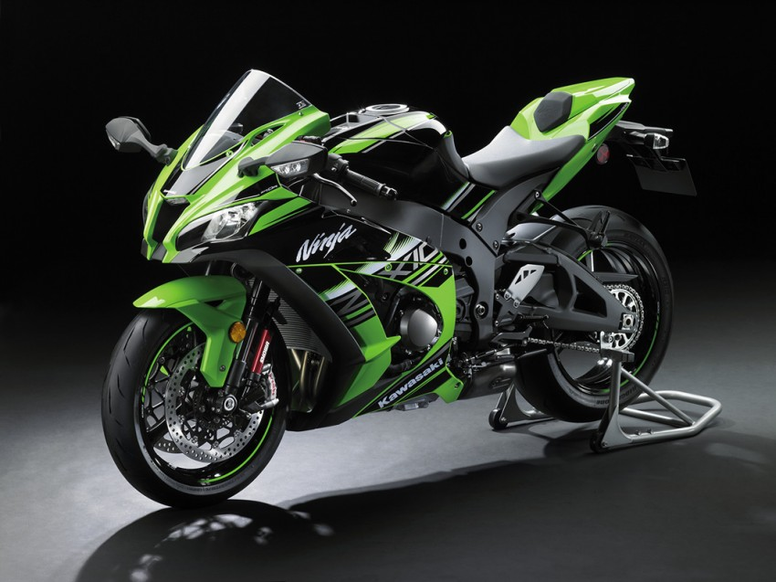 VIDEO: 2016 Kawasaki ZX-10R unveiling in Barcelona Image #432594
