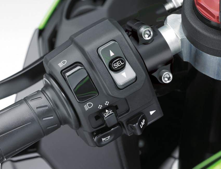 VIDEO: 2016 Kawasaki ZX-10R unveiling in Barcelona Image #432598