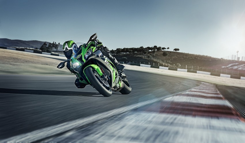 VIDEO: 2016 Kawasaki ZX-10R unveiling in Barcelona Image #432615