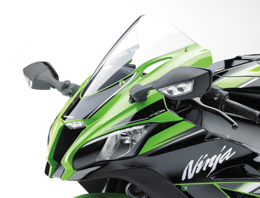VIDEO: 2016 Kawasaki ZX-10R unveiling in Barcelona Image #432616