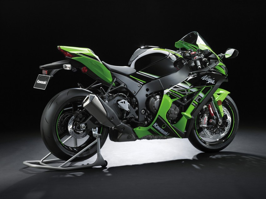 VIDEO: 2016 Kawasaki ZX-10R unveiling in Barcelona Image #432623