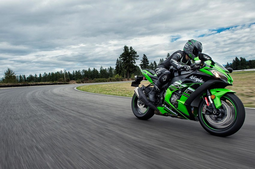 VIDEO: 2016 Kawasaki ZX-10R unveiling in Barcelona Image #432628