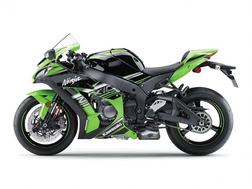 VIDEO: 2016 Kawasaki ZX-10R unveiling in Barcelona Image #432634