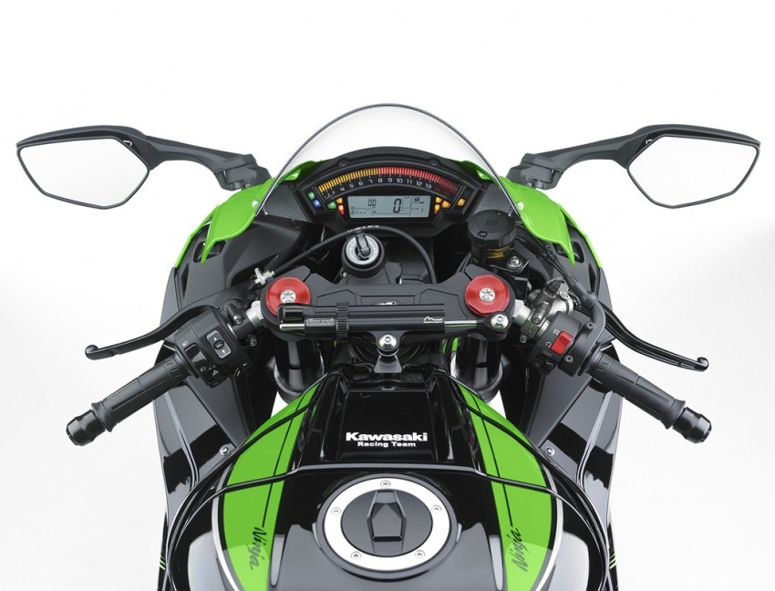 VIDEO: 2016 Kawasaki ZX-10R unveiling in Barcelona Image #432636