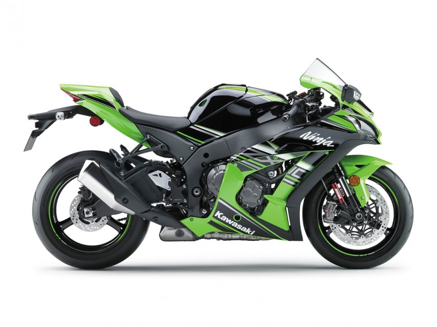 VIDEO: 2016 Kawasaki ZX-10R unveiling in Barcelona Image #432637