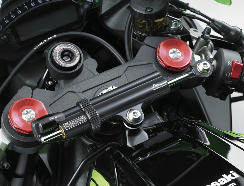 VIDEO: 2016 Kawasaki ZX-10R unveiling in Barcelona Image #432638