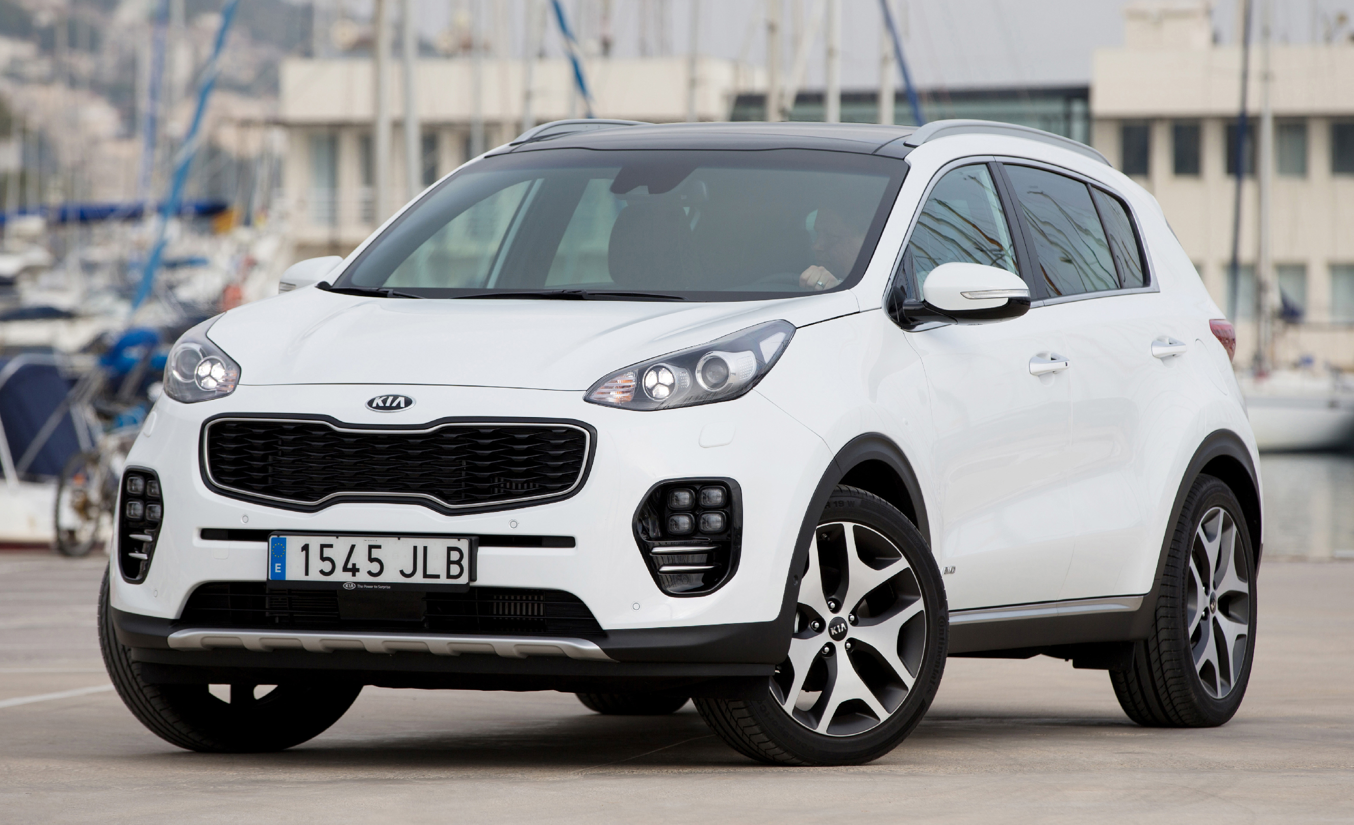 kia sportage fourth gen launched in europe gt line. Black Bedroom Furniture Sets. Home Design Ideas