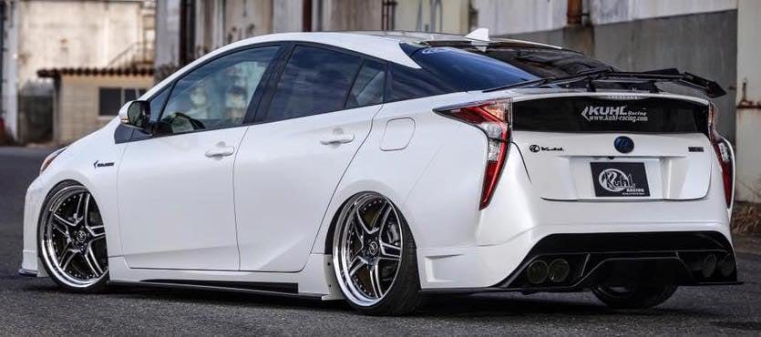 Back to Story: 2016 Toyota Prius gets Kuhl Racing's custom bodykit