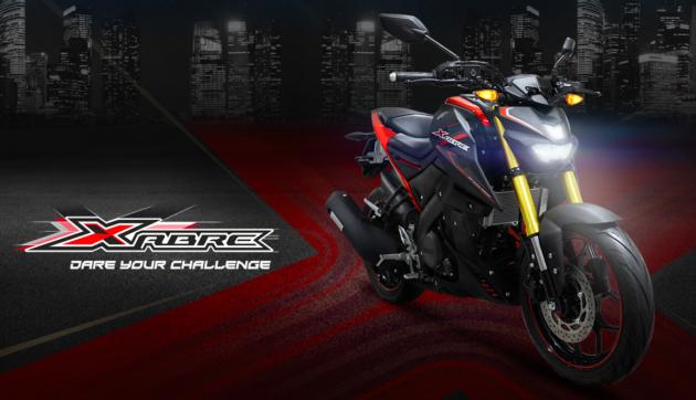 2016 Yamaha Xabre Indonesia (1)