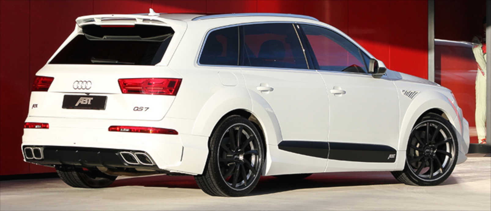 Abt Qs7 Power And Style Upgrades For The Audi Q7 Paul