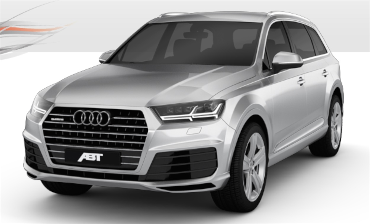 Audi 2018 Q7 >> ABT QS7 – power and style upgrades for the Audi Q7 Paul Tan - Image 433986