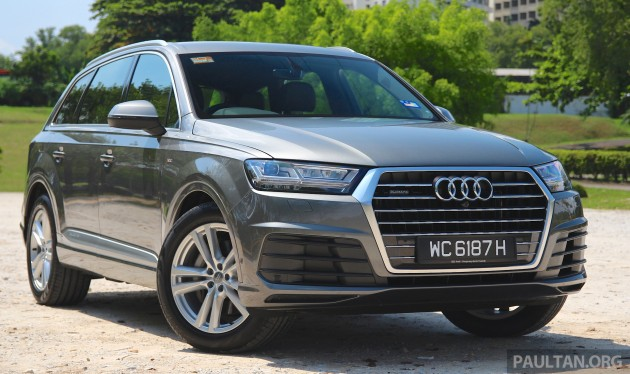 2016 Audi Q7 Review Malaysia 005