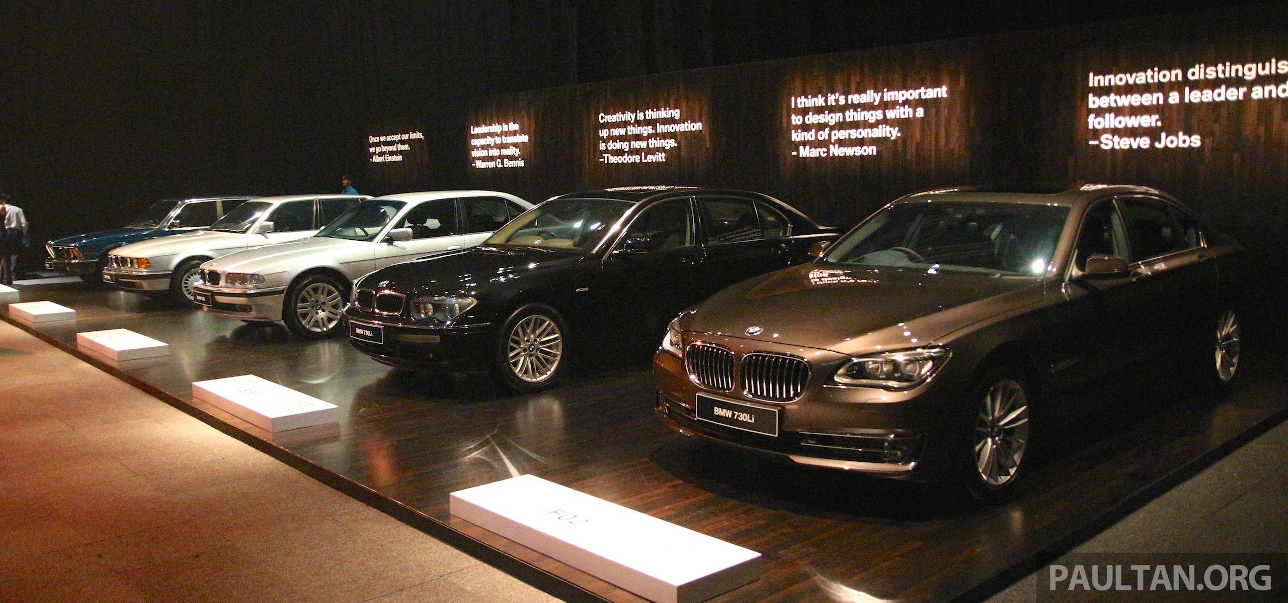 Bmw I Series >> GALLERY: BMW 7 Series classics – E23 to F01/F02 Paul Tan - Image 436519