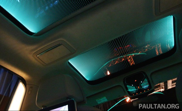 Gallery Bmw 7 Series Sky Lounge Panoramic Roof