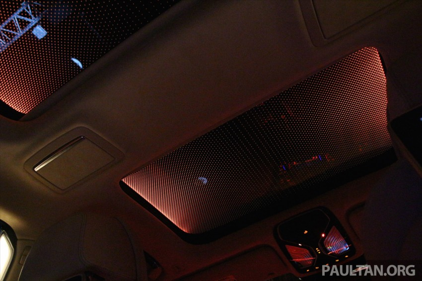 GALLERY: BMW 7 Series Sky Lounge panoramic roof Image #436553