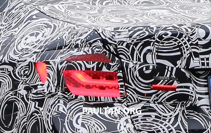SPYSHOTS: G30 BMW 5 Series prototype goes public Image #425593