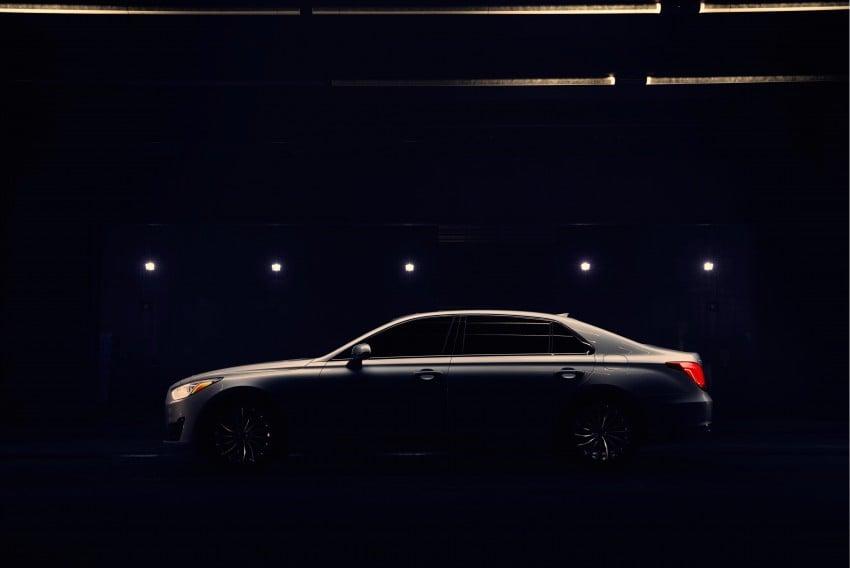 Genesis G90 flagship makes North American debut Image #427765