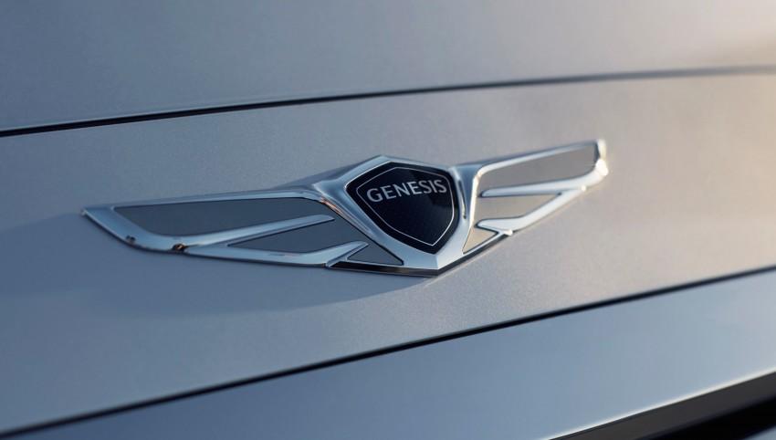 Genesis G90 flagship makes North American debut Image #427771