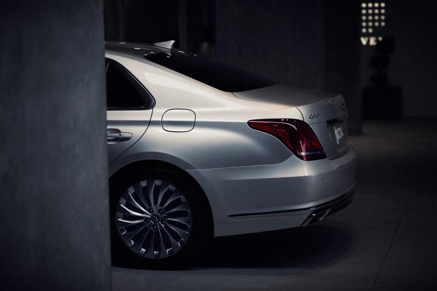 Genesis G90 flagship makes North American debut Image #427784
