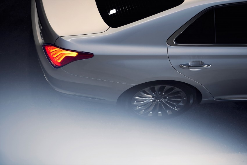 Genesis G90 flagship makes North American debut Image #427799