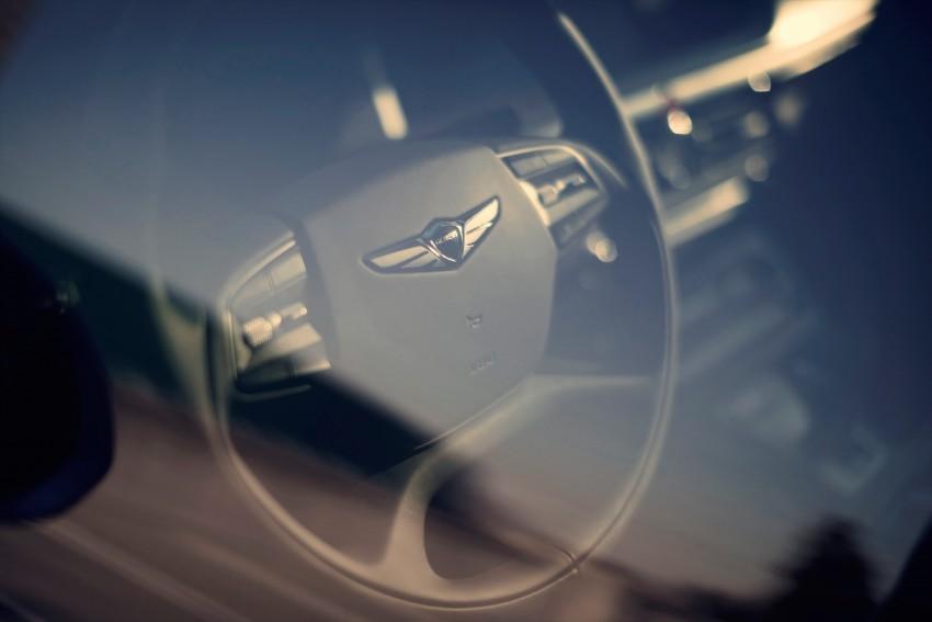 Genesis G90 flagship makes North American debut Image #427815