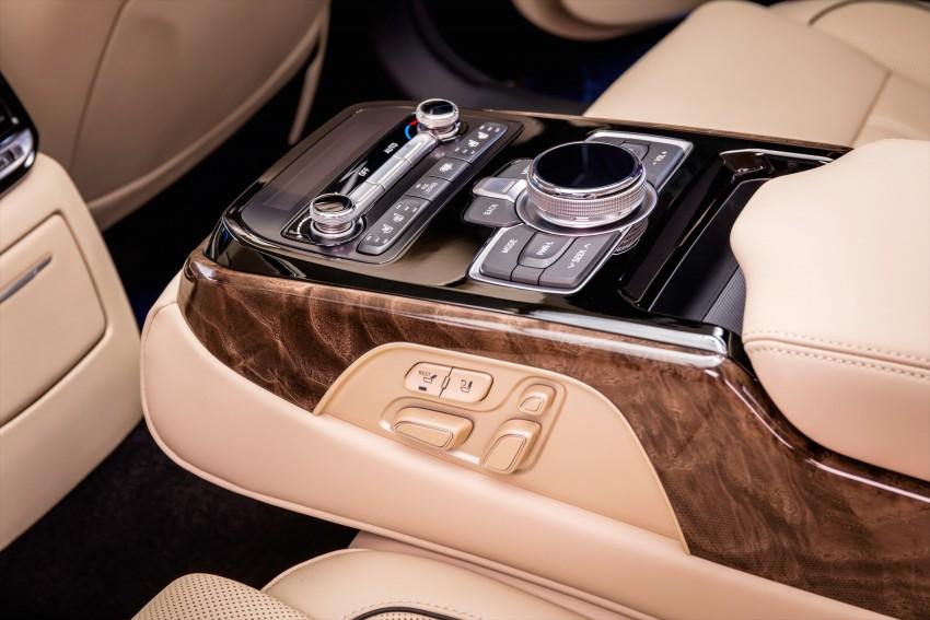 Genesis G90 flagship makes North American debut Image #427852