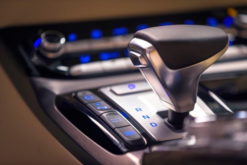 Genesis G90 flagship makes North American debut Image #427867