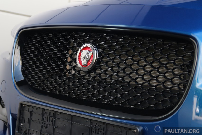 Jaguar XE debuts in Malaysia – 2.0, 3.0, from RM341k Image #435287