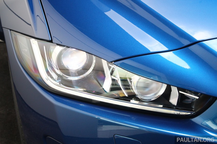 Jaguar XE debuts in Malaysia – 2.0, 3.0, from RM341k Image #435288