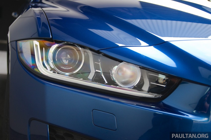 Jaguar XE debuts in Malaysia – 2.0, 3.0, from RM341k Image #435289