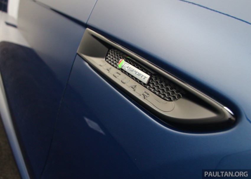 Jaguar XE debuts in Malaysia – 2.0, 3.0, from RM341k Image #435293