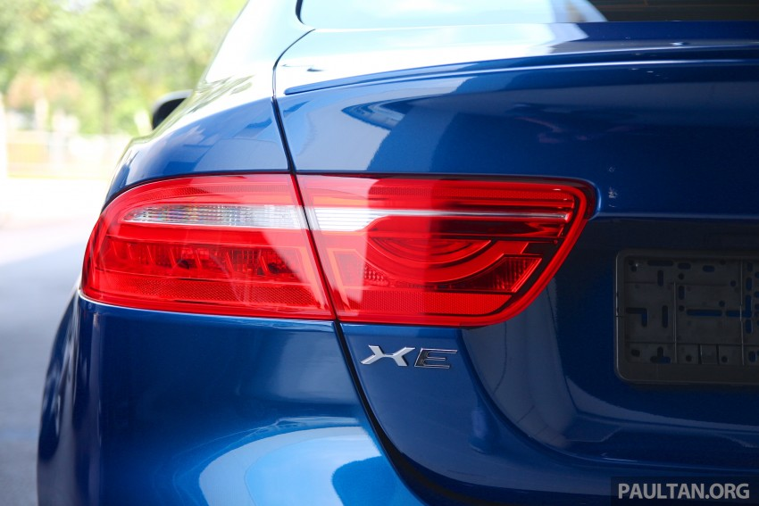 Jaguar XE debuts in Malaysia – 2.0, 3.0, from RM341k Image #435300