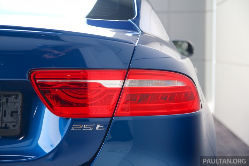 Jaguar XE debuts in Malaysia – 2.0, 3.0, from RM341k Image #435301