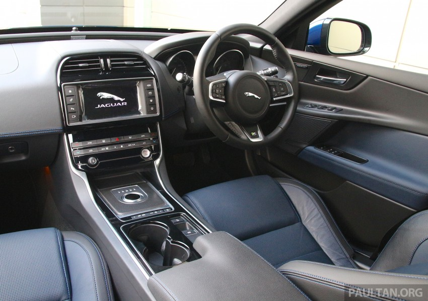 Jaguar XE debuts in Malaysia – 2.0, 3.0, from RM341k Image #435303