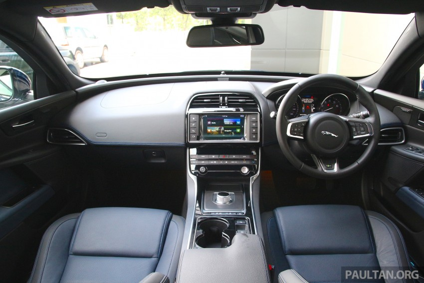 Jaguar XE debuts in Malaysia – 2.0, 3.0, from RM341k Image #435304