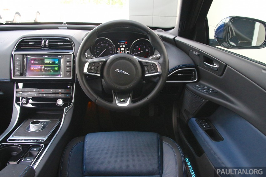 Jaguar XE debuts in Malaysia – 2.0, 3.0, from RM341k Image #435305