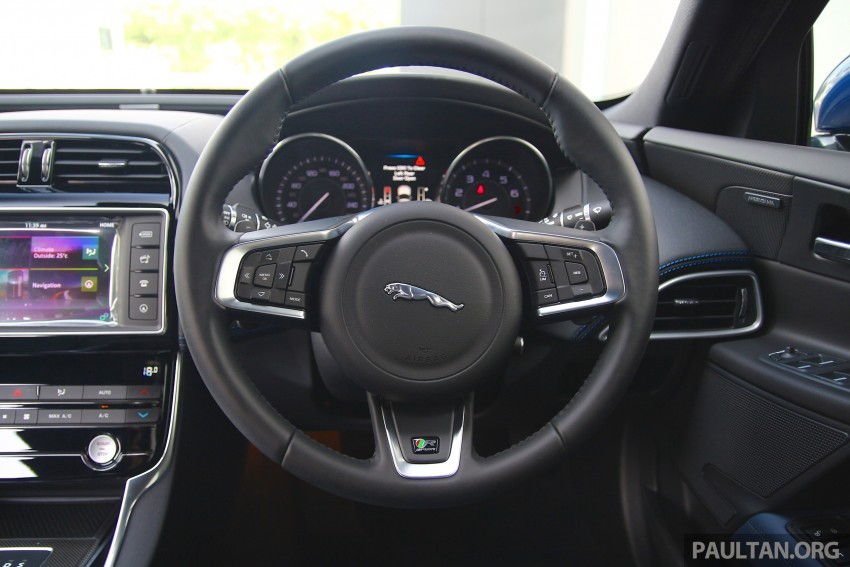 Jaguar XE debuts in Malaysia – 2.0, 3.0, from RM341k Image #435306