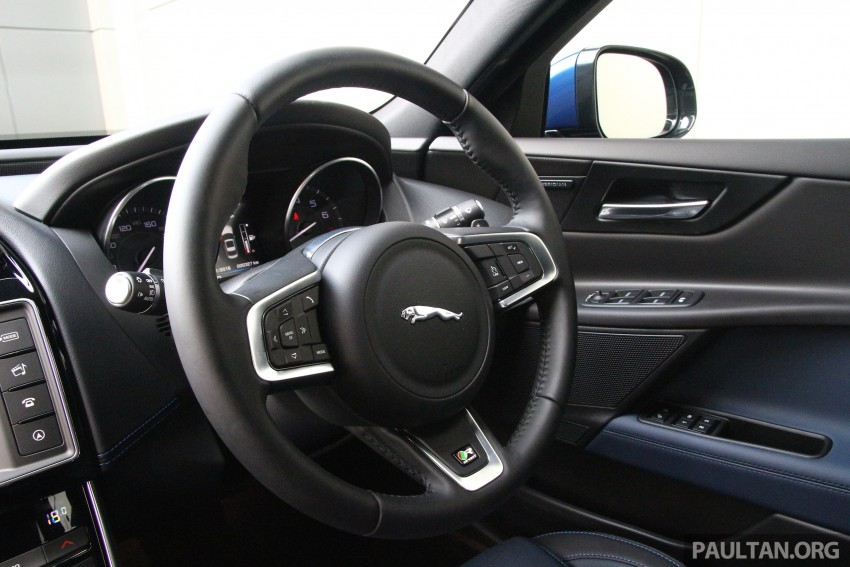 Jaguar XE debuts in Malaysia – 2.0, 3.0, from RM341k Image #435319