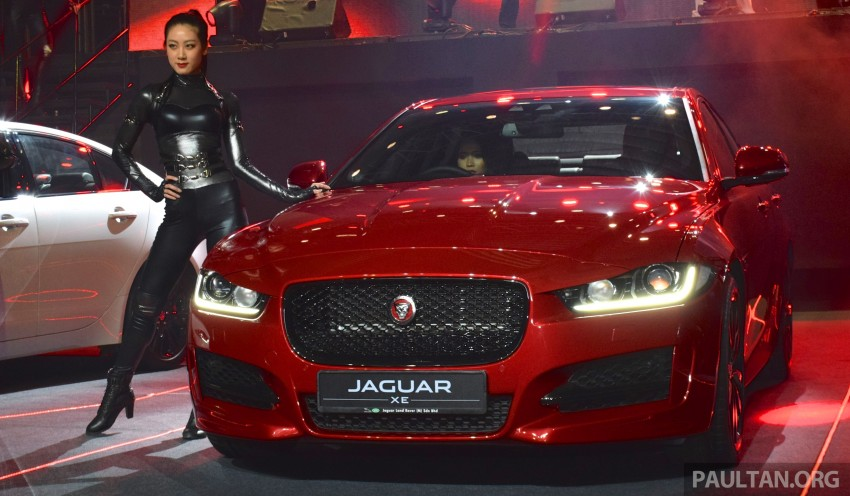 Jaguar XE debuts in Malaysia – 2.0, 3.0, from RM341k Image #435530