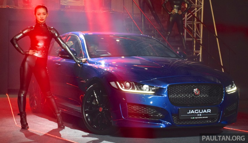 Jaguar XE debuts in Malaysia – 2.0, 3.0, from RM341k Image #435531
