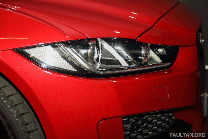 Jaguar XE debuts in Malaysia – 2.0, 3.0, from RM341k Image #435399