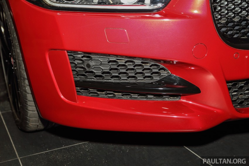 Jaguar XE debuts in Malaysia – 2.0, 3.0, from RM341k Image #435400