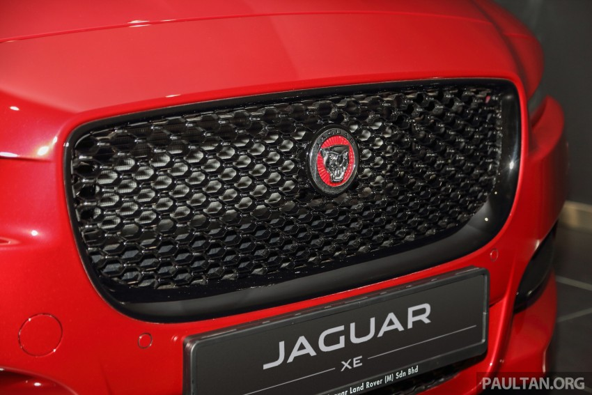 Jaguar XE debuts in Malaysia – 2.0, 3.0, from RM341k Image #435401