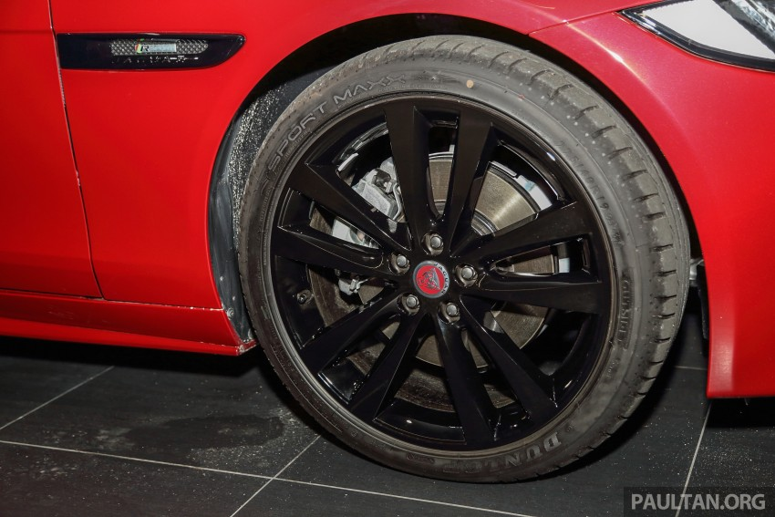 Jaguar XE debuts in Malaysia – 2.0, 3.0, from RM341k Image #435402