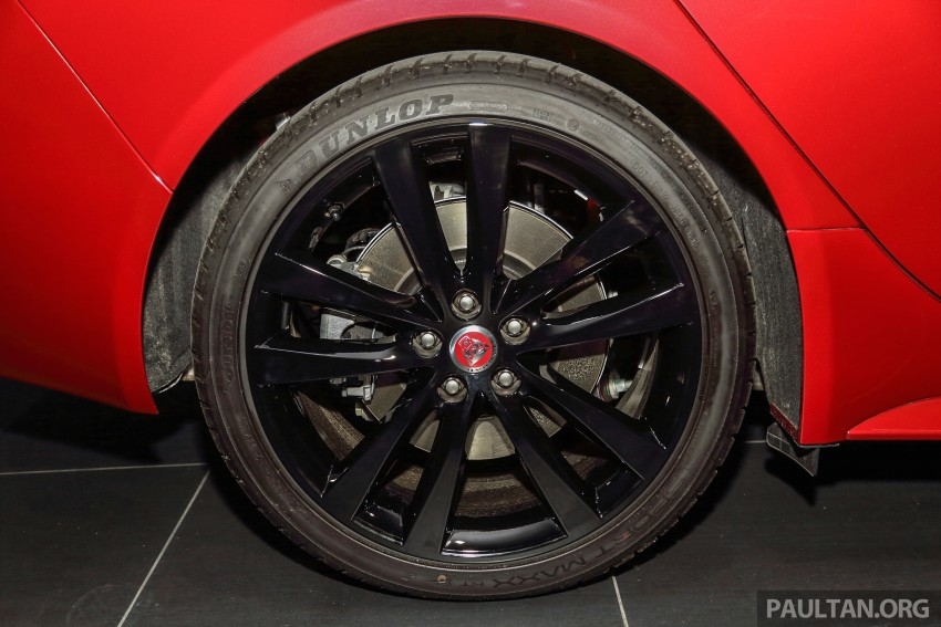 Jaguar XE debuts in Malaysia – 2.0, 3.0, from RM341k Image #435410