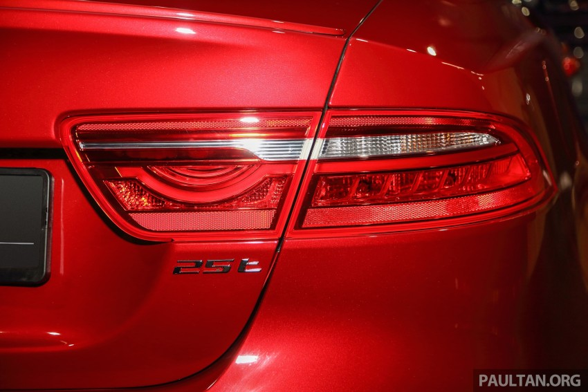 Jaguar XE debuts in Malaysia – 2.0, 3.0, from RM341k Image #435414